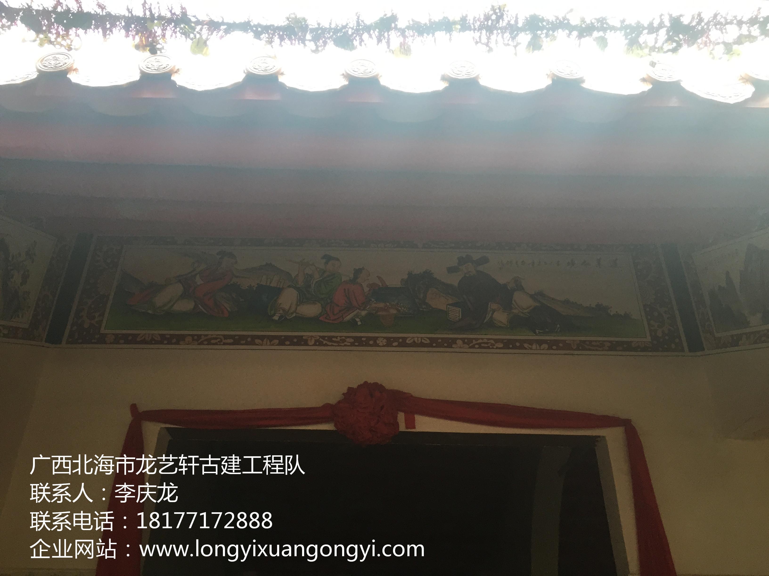 广西北海市合浦县千岁庙